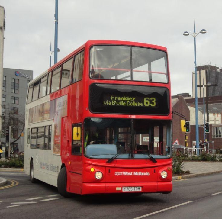 National Express West Midlands 4185