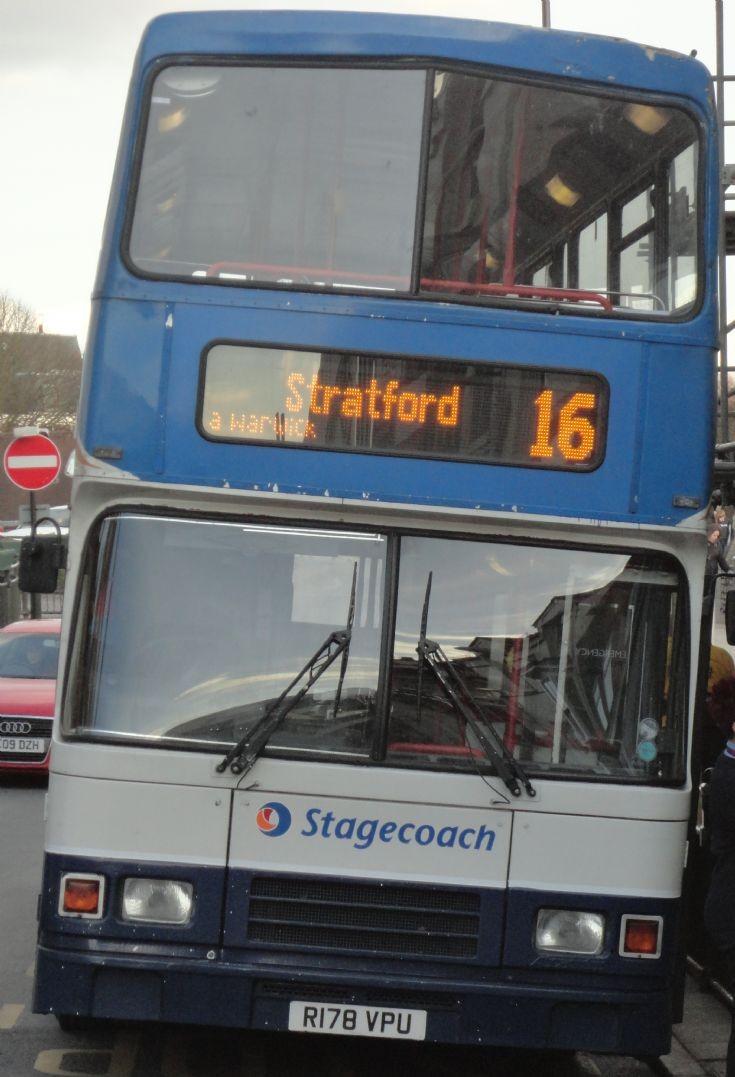 Stagecoach 16078