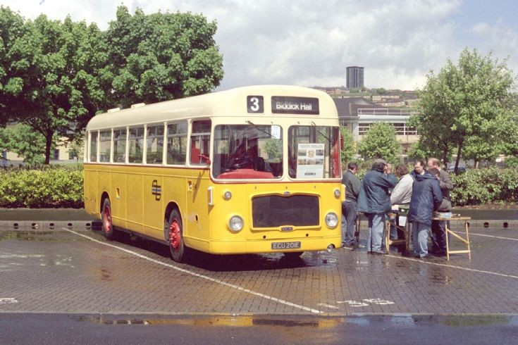Bristol RE (ECU201E) in 2005