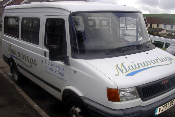 LDV mini bus V210 LDE