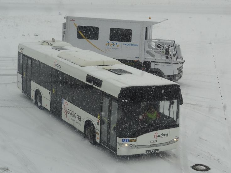 Solaris Airport Bus Berlin