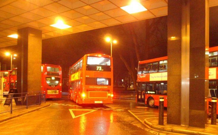 Euston Bus Station