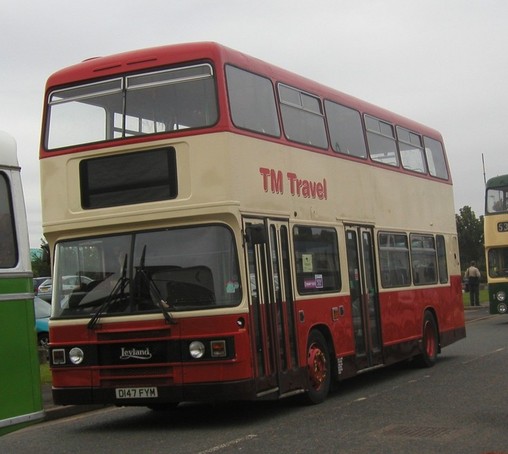 TM Travel Olympian
