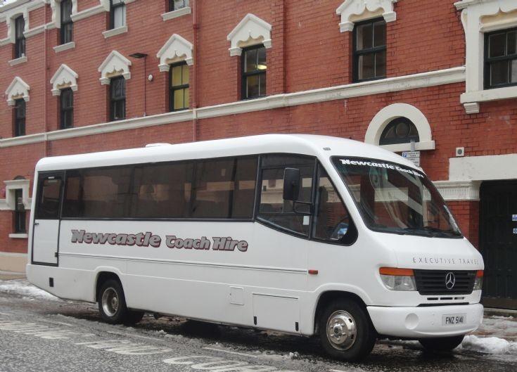 Newcastle Coach Hire
