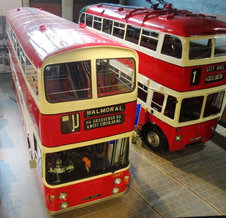 Belfast 2857 & 112