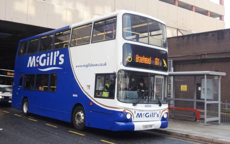 McGill's B9936