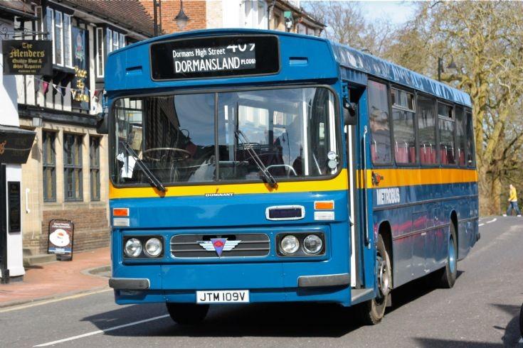 Metrobus JTM 109 V