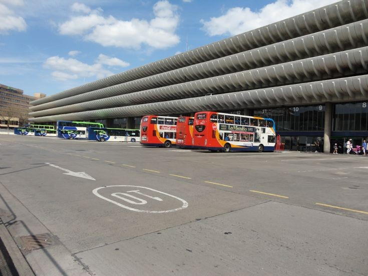 Preston Bus Station Car Park Address