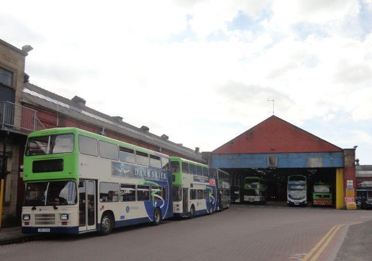 Deepdale Bus Garage