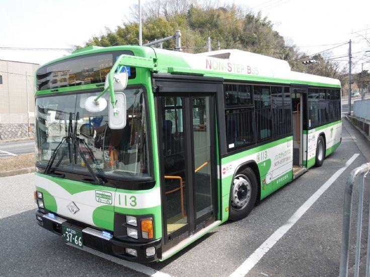Kobe City bus