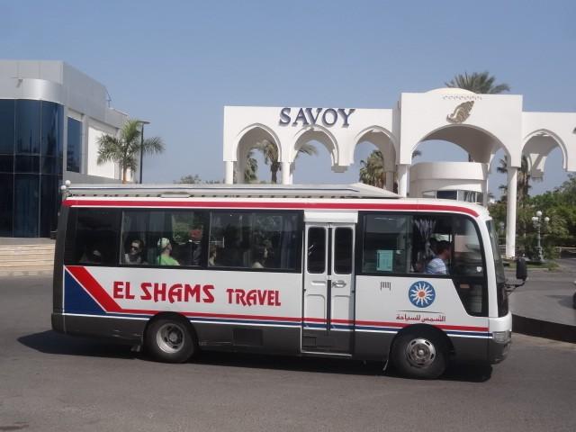 Nissan Civilian - Egypt