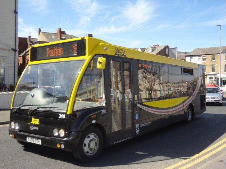Blackpool 240