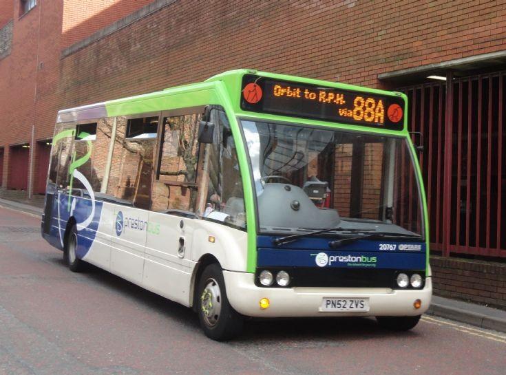 Prestonbus 20757