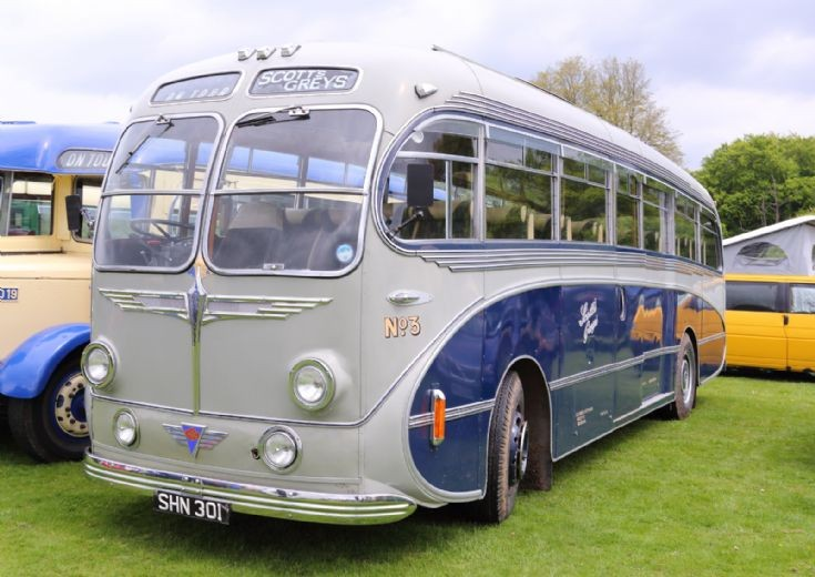 AEC at Fawley, UK, 18/5/2013