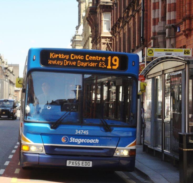Stagecoach 34745