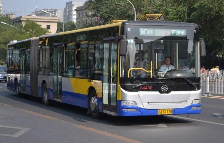Huanghai DD6180S01