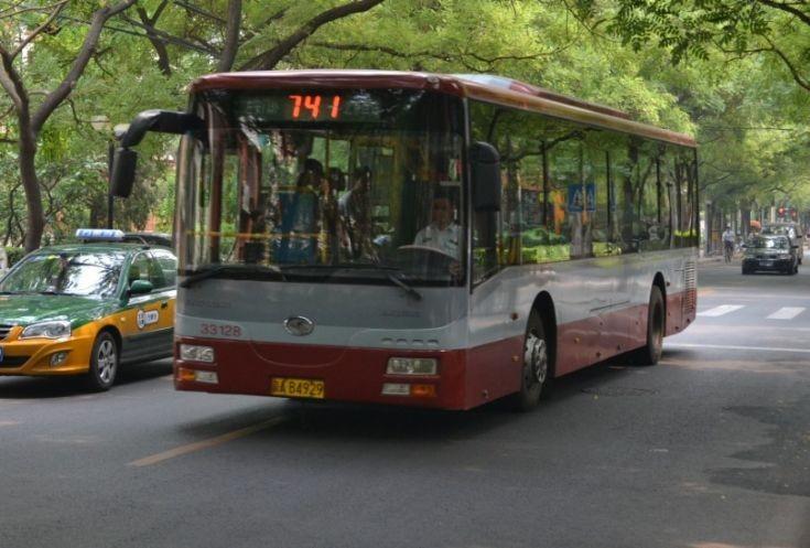 Kinglong XMQ6118G