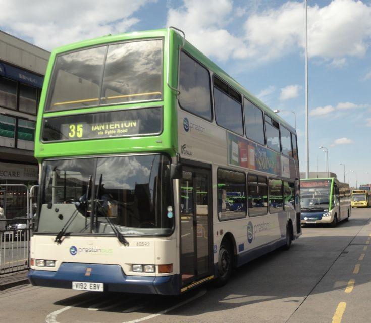 Prestonbus 40592
