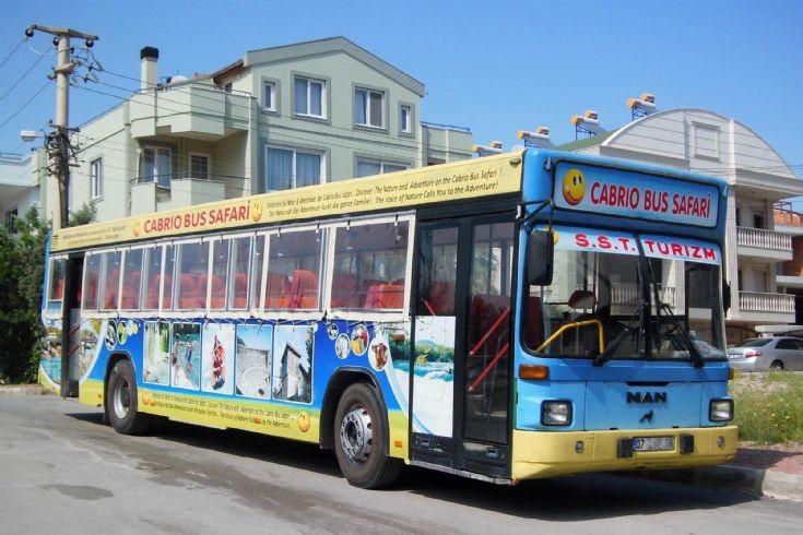 MAN SL232 - Cabrio Bus Safari 1