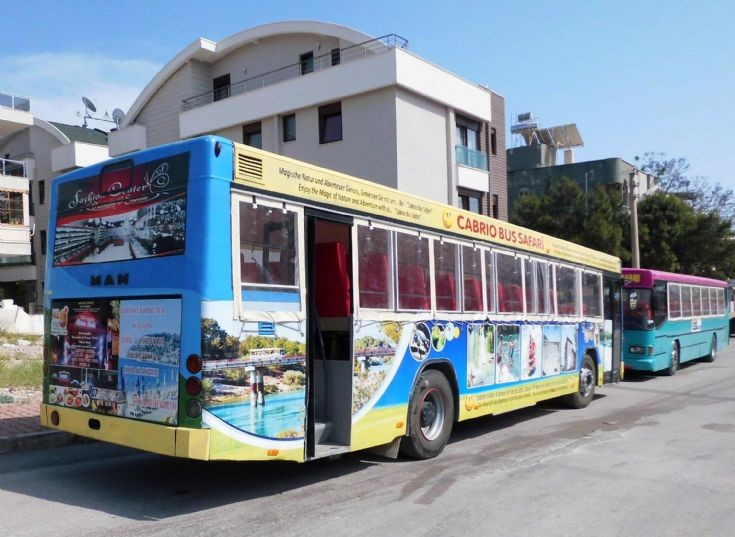 MAN SL232 - Cabrio Bus Safari 2