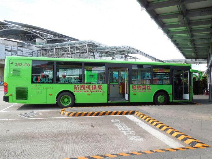 Taoyuan Airport-HSR Station shuttle bus