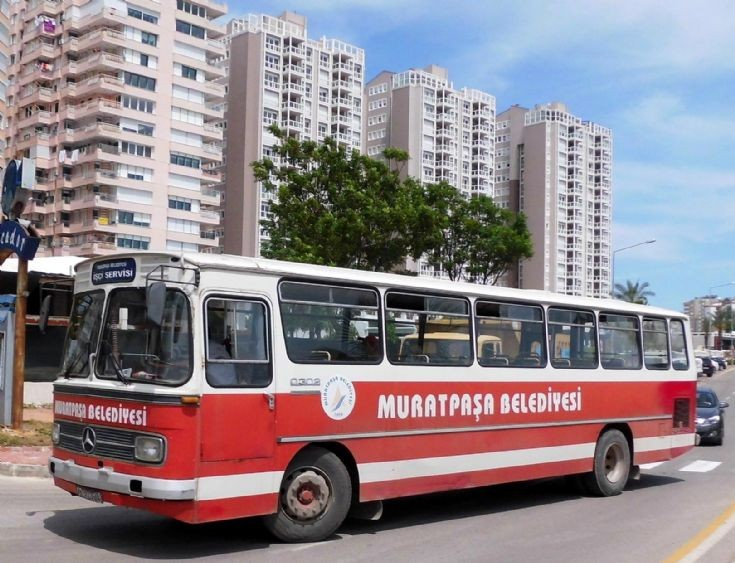 MB O302 - Muratpaşa Belediyesi