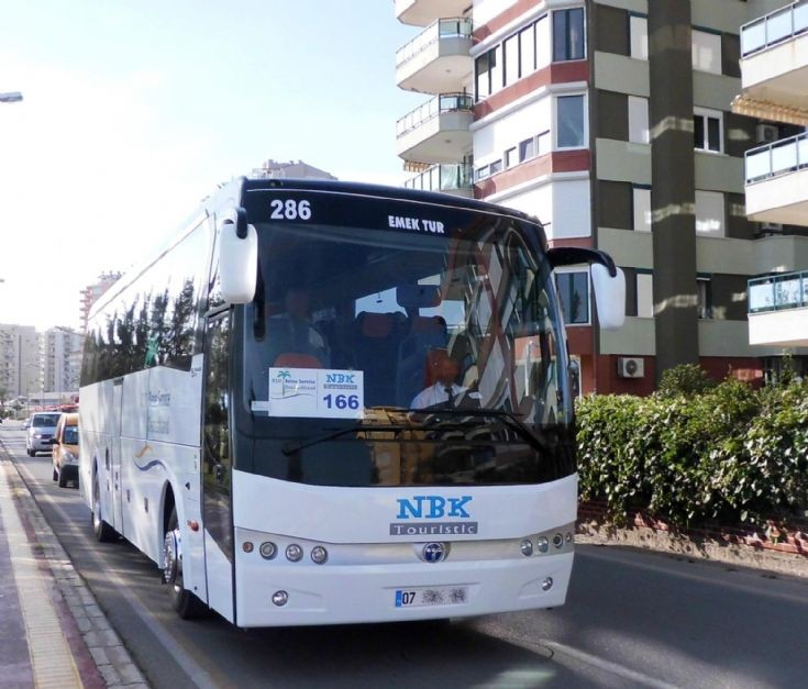 Temsa Safir - NBK Touristic