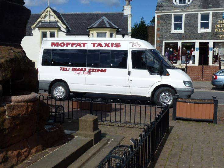 Moffat Taxi's Mini Bus
