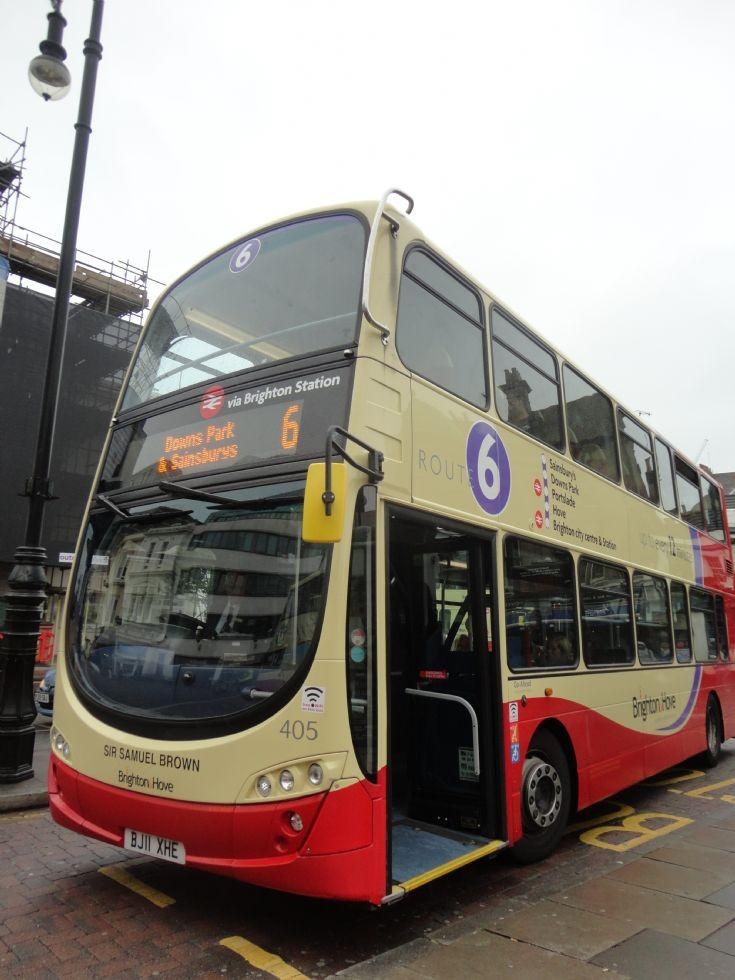 Brighton & Hove 405