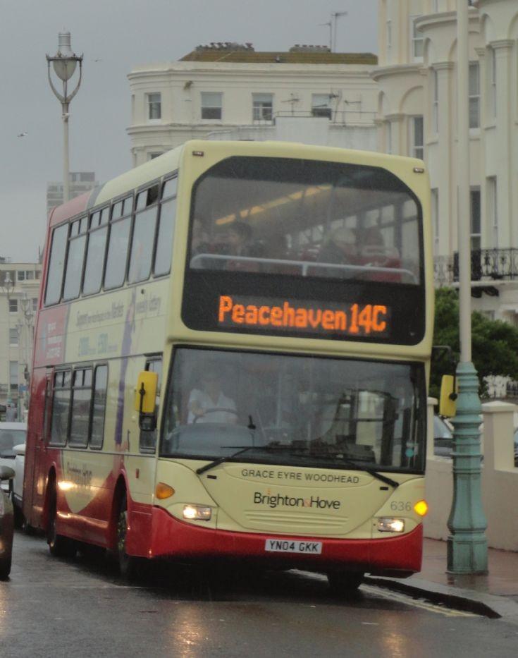 Brighton & Hove 636