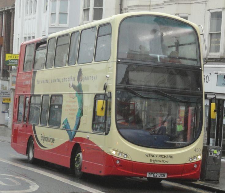 Brighton & Hove 450 'Wendy Richard'