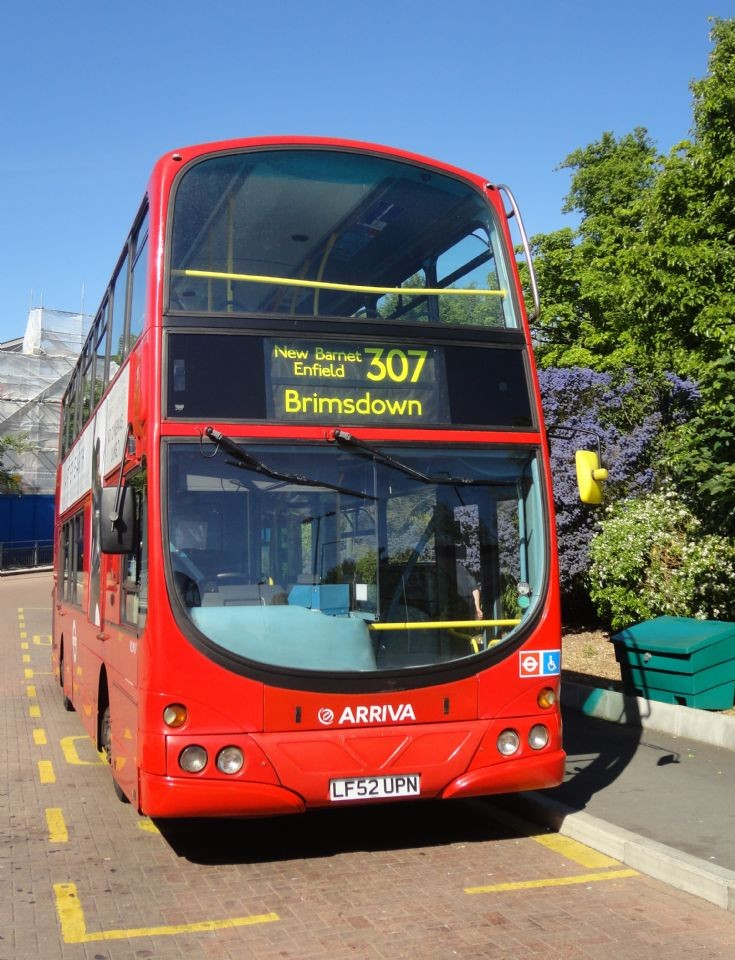 London Bus Routes : the 307
