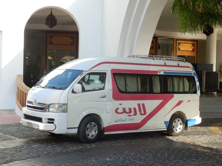Toyota Hiace - Egypt