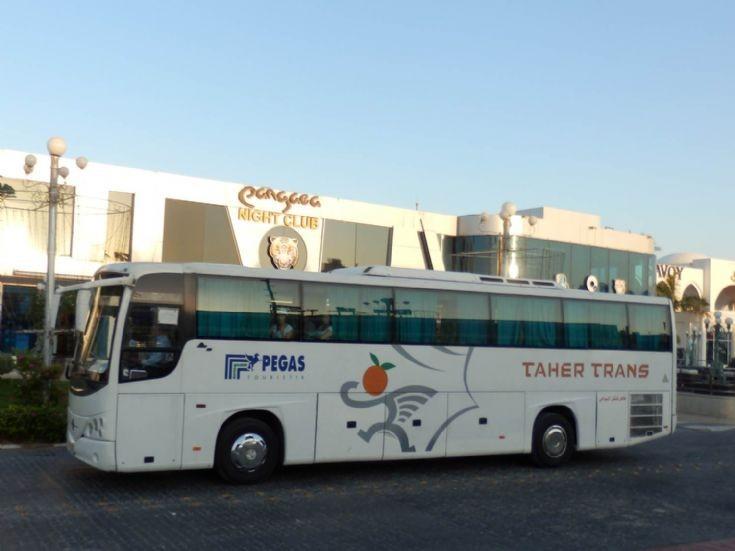 Mercedes Benz Bus - Egypt