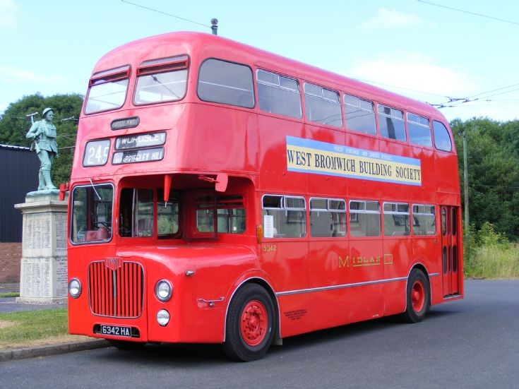 1963 BMMO D9 - 6342 HA