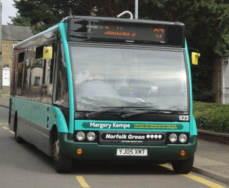 Norfolk Green 623