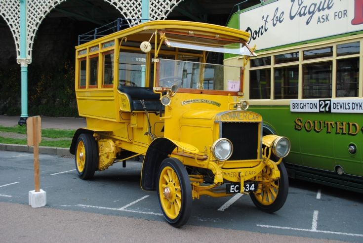 1909 Commer RC 20 hp Estate Bus