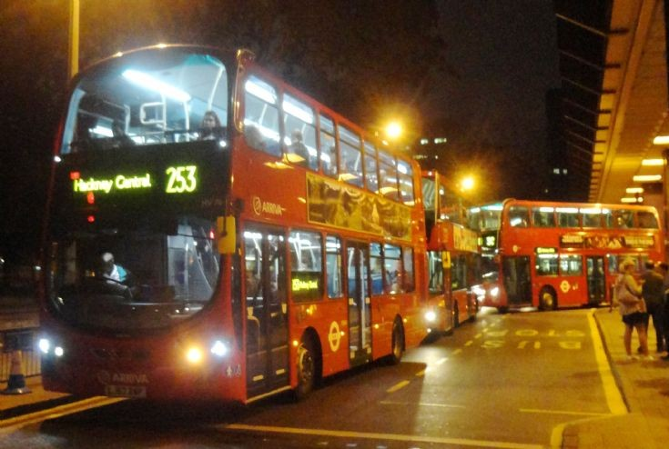 London Bus Routes : The 253