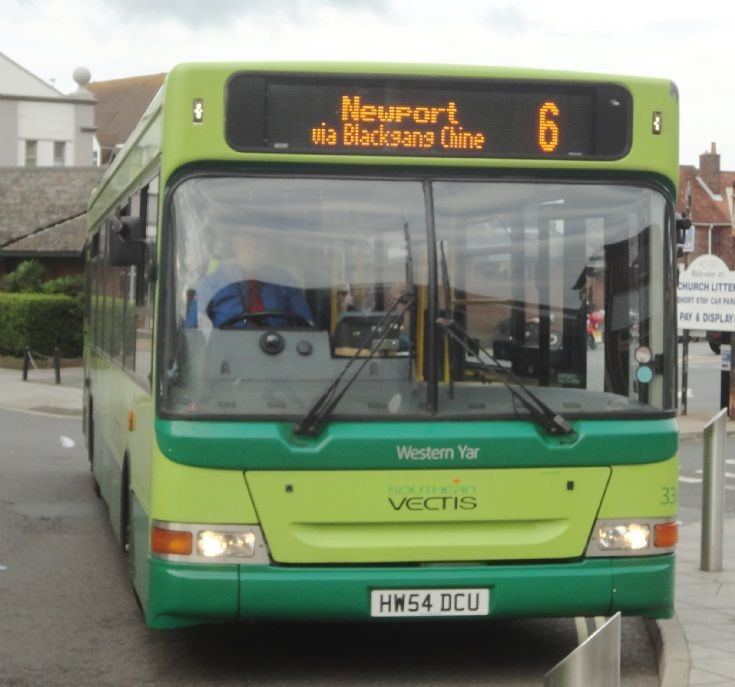 Southern Vectis 3363