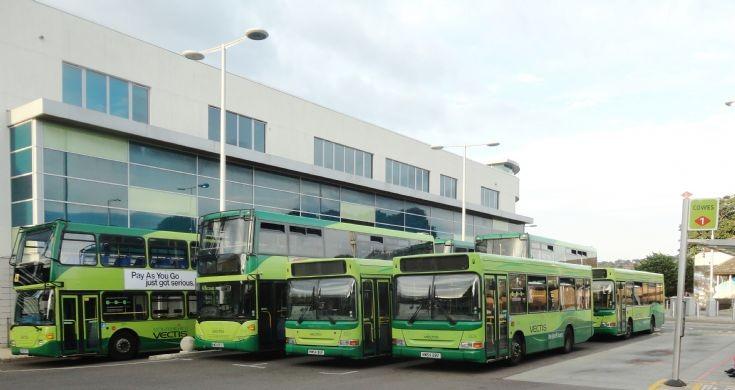 Newport Bus Station
