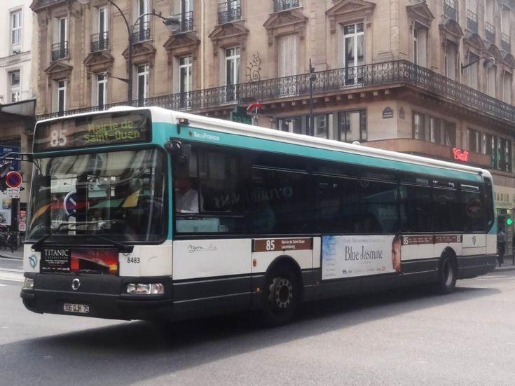 Irisbus RATP - Paris