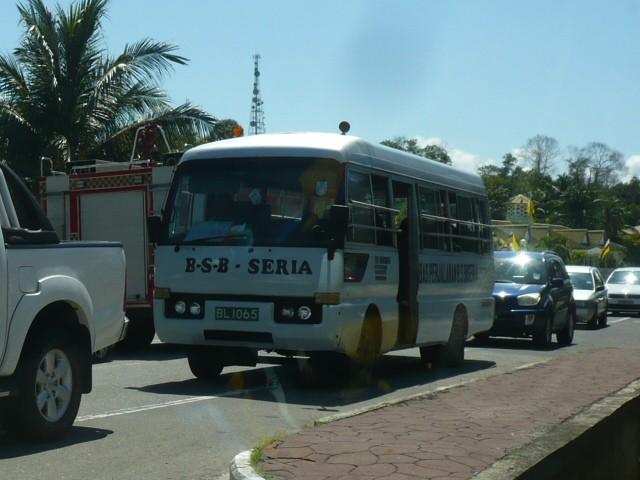 Mitsubishi Rosa bus