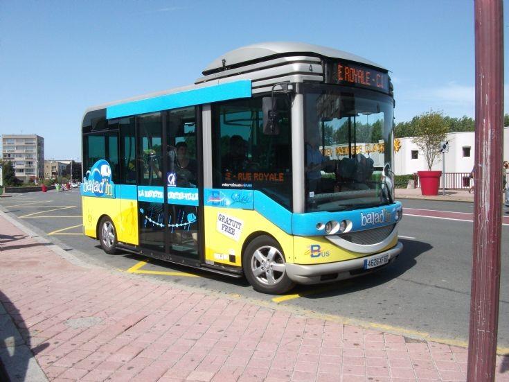 Calais Town Bus 4626XF62