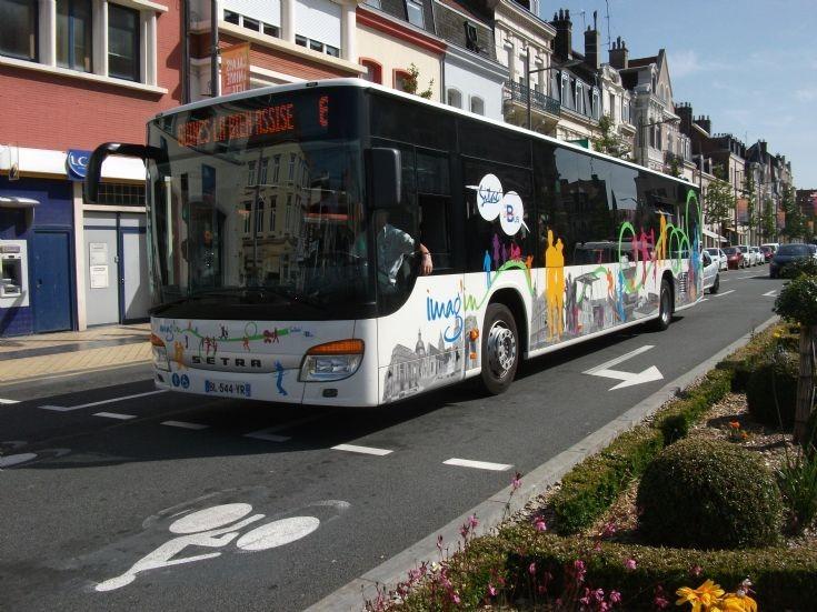 Calais SETRA BL544YR