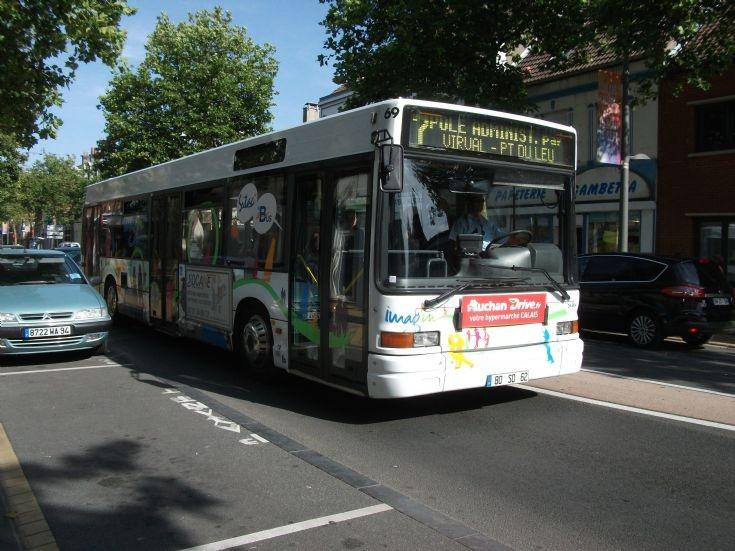 Calais bus 80SD62