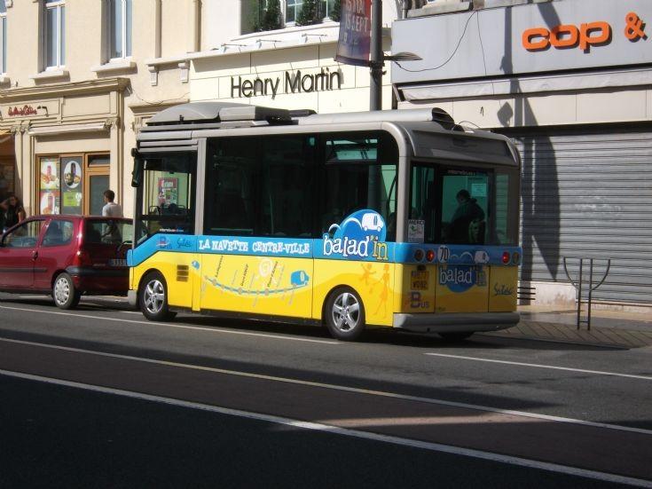 Calais Town Bus 7677WQ62