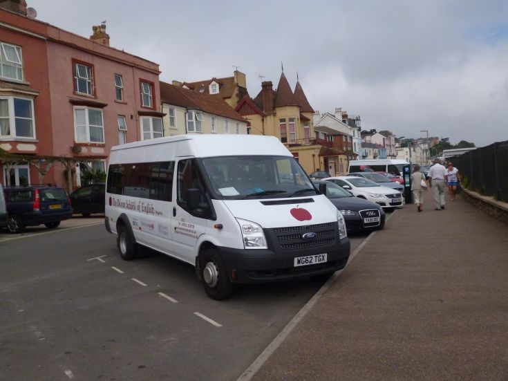 2nd Ford Transit 16 seater