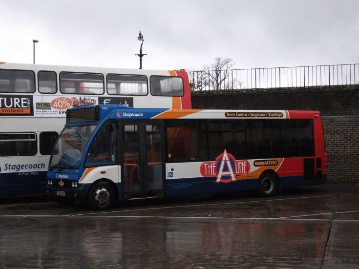 Stagecoach East Kent Solo GN58NXG
