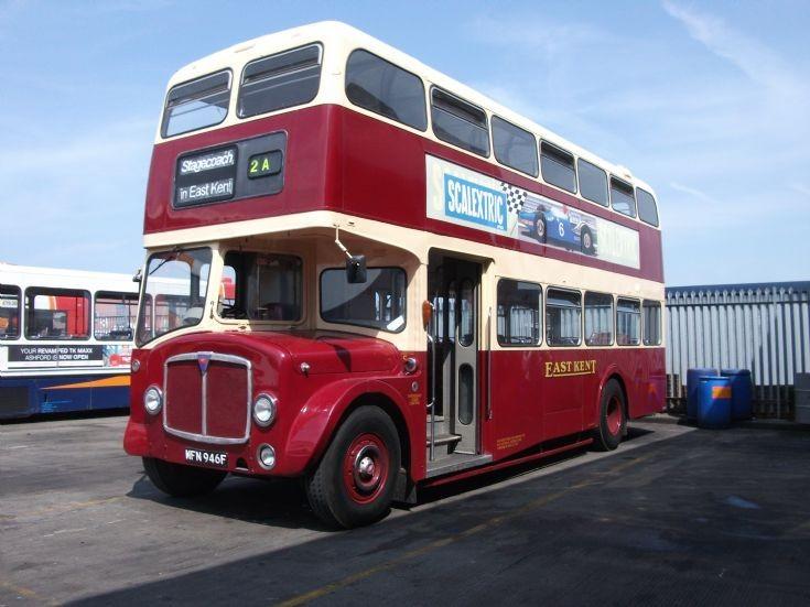 Stagecoach East Kent AEC MFN946F