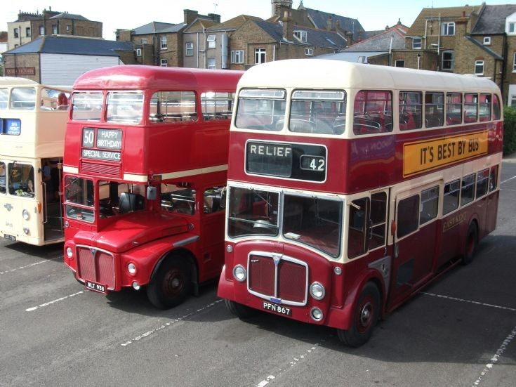 East Kent and LT AEC's